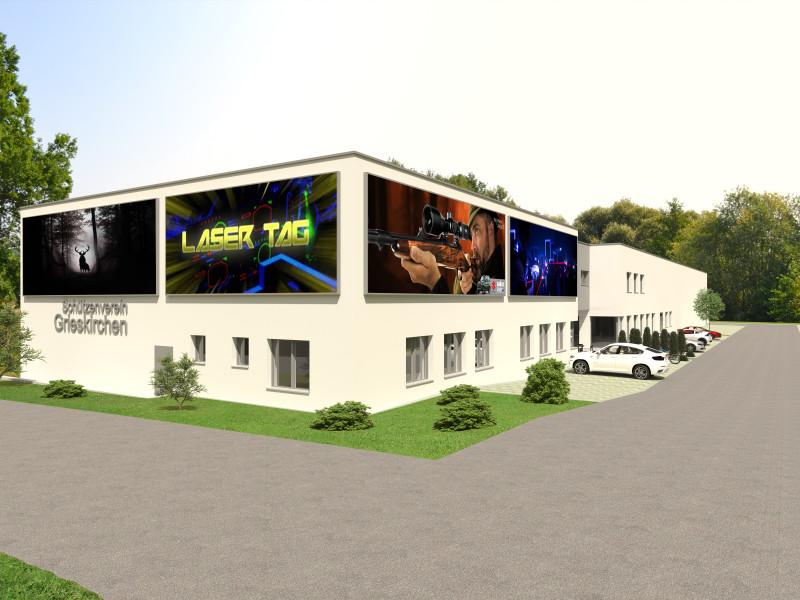 GSSV Grieskirchen – Indoor Schießanlage Taufkirchen/Tr